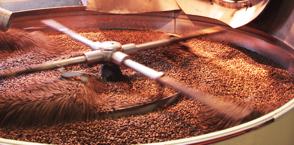 焙煎したて・焼きたてコーヒーがおすすめ キャピタルコーヒー