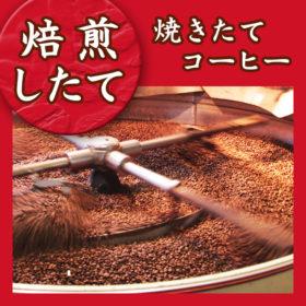 焙煎したて・焼きたてコーヒー【キャピタルコーヒー/CAPITAL】