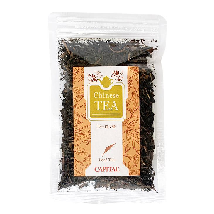 Chinese tea 烏龍茶(烏龍茶)【CAPITAL/キャピタルコーヒー】