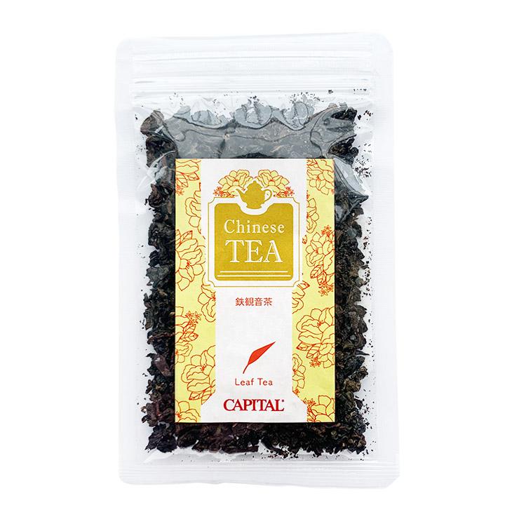 Chinese tea 鉄観音茶【CAPITAL/キャピタルコーヒー】